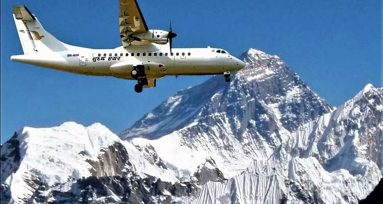 Everest Mountain Flight - Himalayan Smile Treks and Adventure Pvt. Ltd