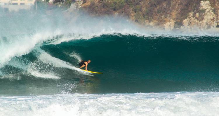 6 Days Surf Lessons at Selina Puerto Escondido - Selina