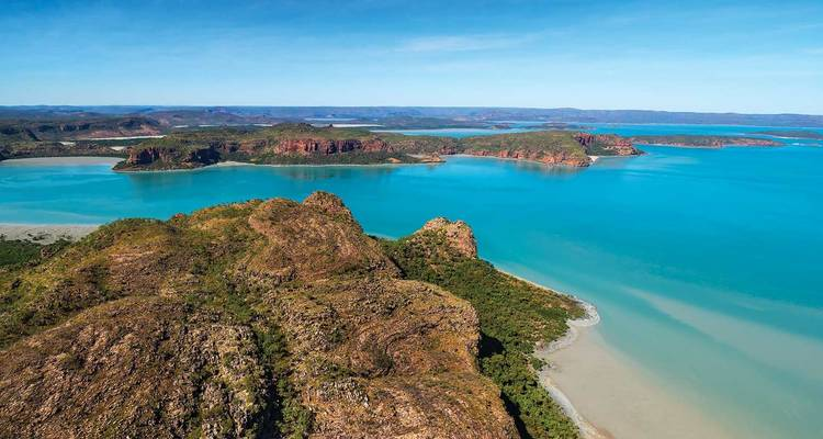 Essence of the Kimberley with Grand Kimberley Coast Broome to Kununurra (34 destinations) - APT