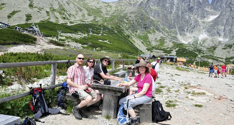 Self-Guided Walking in the High Tatras and Slovak Paradise National Park - Slovakia Explorer
