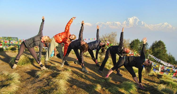 Langtang Valley Yoga Trek in Nepal - Nepal Holiday Treks And Tours