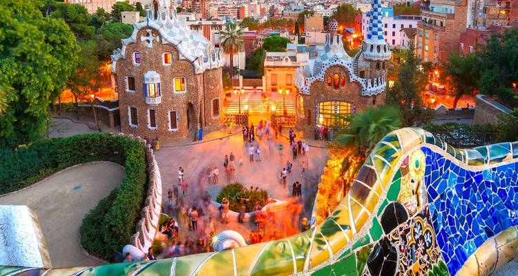 4 Days, City Break in Barcelona, Cultural & Gourmet Experience - Destination Services Spain