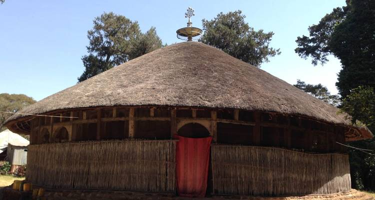 Visit historical sites of Abyssinia including the second pick of Ethiopia, mount Guna   - Tankwa Tours and Travel Agency