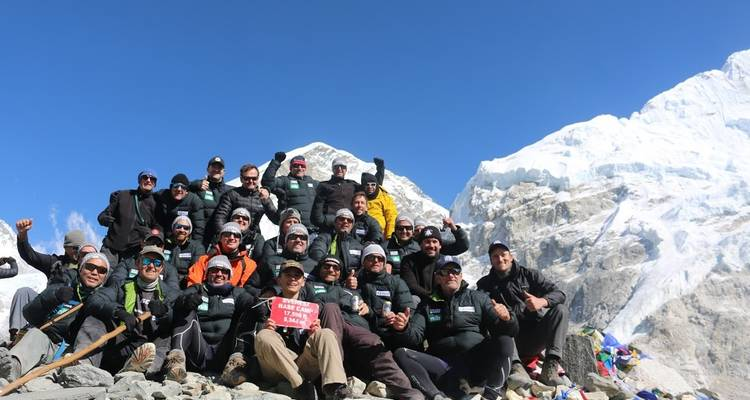7 Days Everest Base Camp Trek - Life Himalaya Trekking Pvt. Ltd