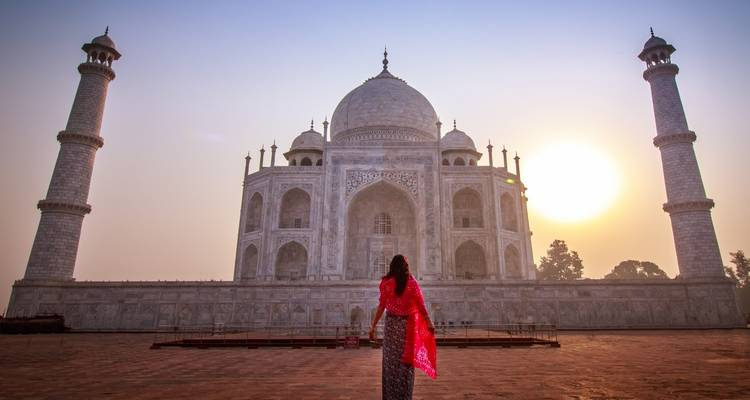Incredible India: Most famous landmarks - My name is Travel