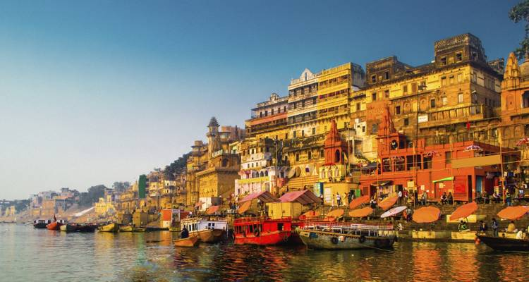 Most Popular Golden Triangle Tour with Holy City Varanasi - Essence India Tourism