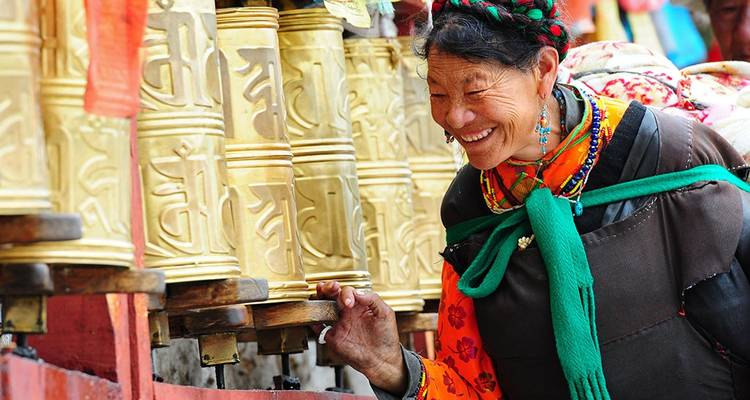 Iconic sights of Tibet - My name is Travel