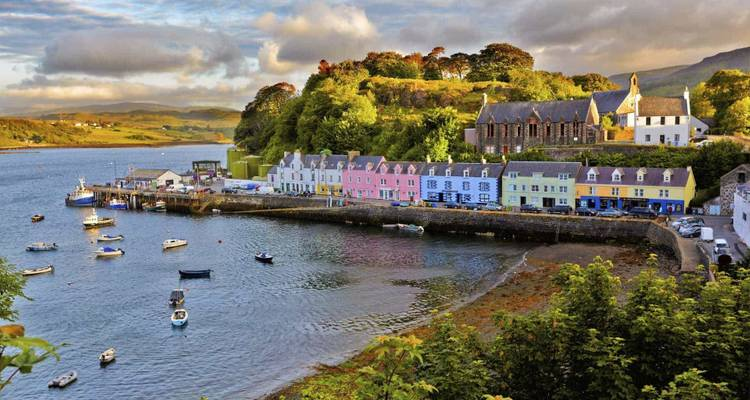 Islands of Scotland and Shetland - Odyssey Traveller