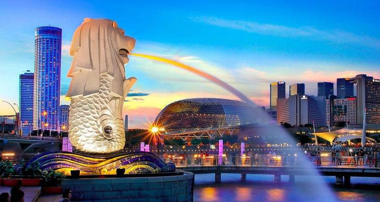 Explore Singapore  - Prime Holidays Inc