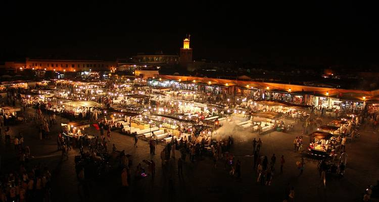 Marrakech To Marrakech (10 Days) Northern Highlights - Oasis Overland