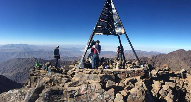 Toubkal Ascent Trek 3 Days and 2 Nights  - Morocco Mountain Guides