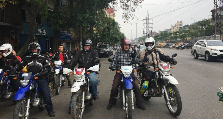 North West Vietnam on Motorbike - Active Travel Asia