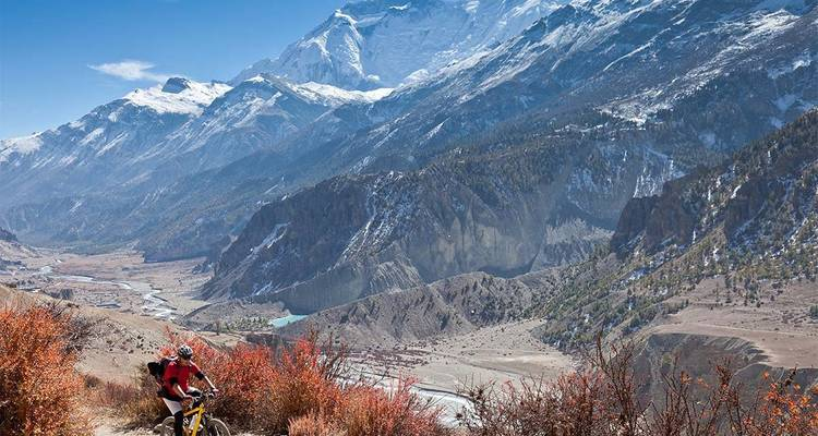 Annapurna Singletrack Circuit - SpiceRoads Cycling