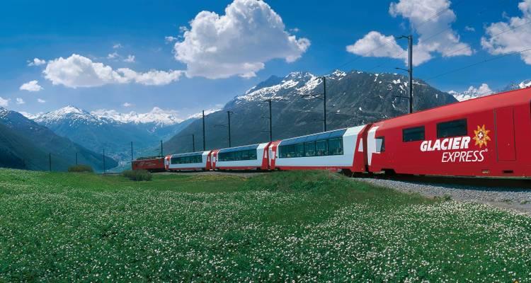 Swiss Mountains and Glacier Express - Miller Incoming GmbH