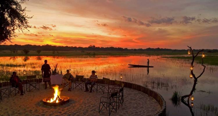 Cape Town, Vic-Falls, Chobe and Hwange National Park   - Bantu Safaris