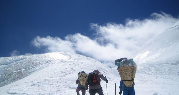 Tashilaptsa Rolwaling Peak and Trek - Nepal Nomad Trekking Pvt. Ltd.