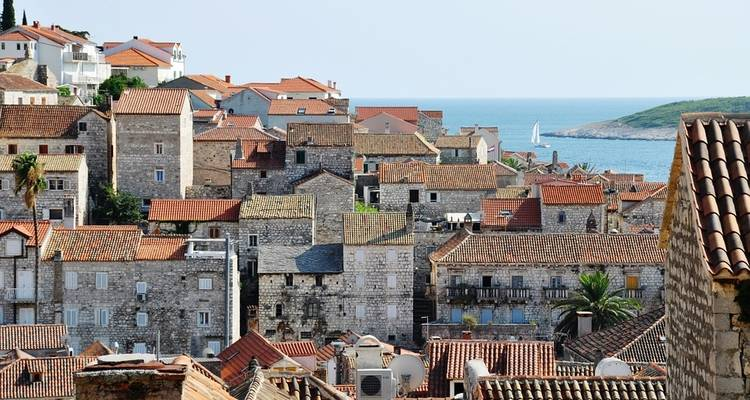 The Islands of Dalmatia Cruise 2020 (Start Dubrovnik, End Split) - Evergreen Tours