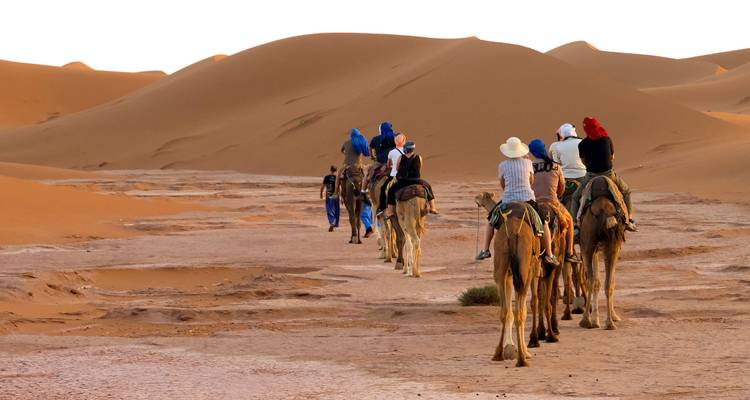 5-day tour Casablanca - the great dunes of Erg Chigaga - Desertbrise Travel