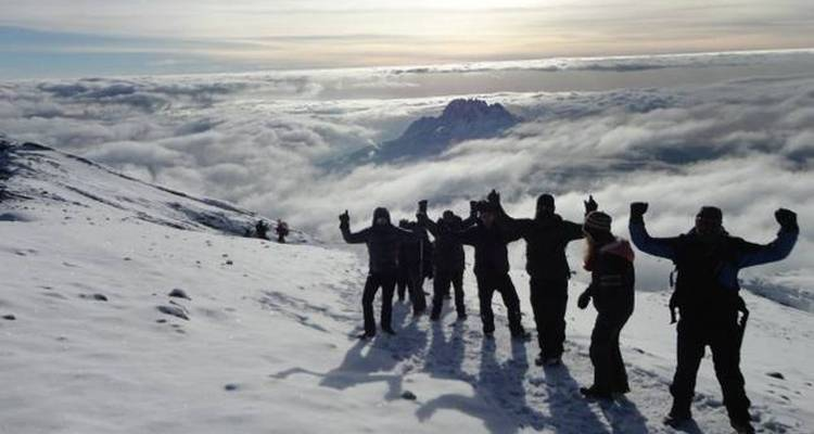 5 Days Climbing Mt. Kilimanjaro (Marangu Route) - Perfect Safari Africa tours and safaris