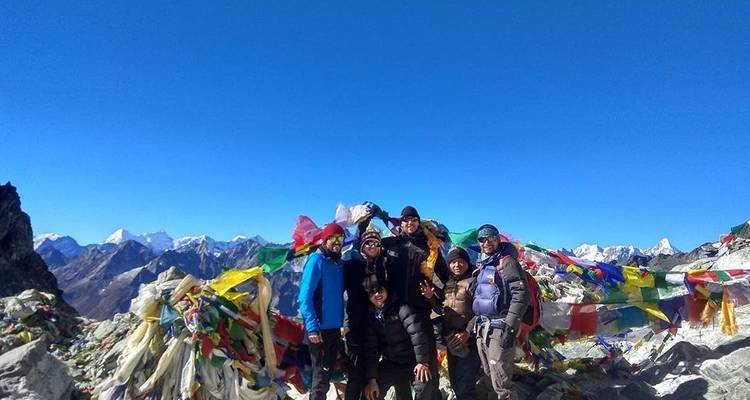 10 days Everest Base camp Trek - Nepal Eco Adventure Pvt.Ltd