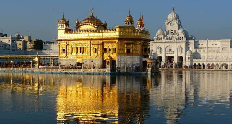 Golden Triangle Tour with Amritsar - Alkof Holidays