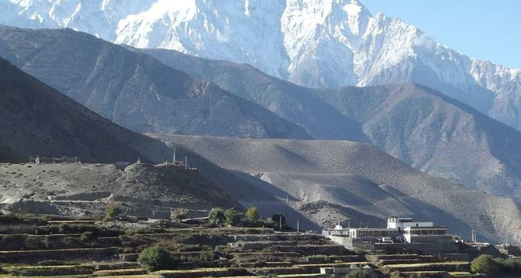 Annapurna Circuit with Narfu Trek  - Himalayan Sanctuary Adventure