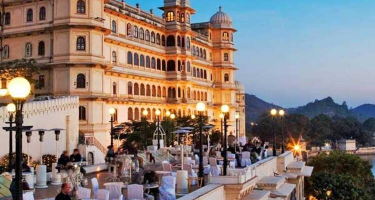 Car & Driver For Ahmedabad - Udaipur 2 Nights 3 Days Trip with Jodhpur/Udaipur Drop - ISN Trips