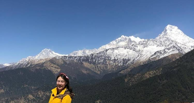 7 Days Ghorepani Poon Hill Trek - Sherpa Expedition & Trekking Pvt. Ltd.