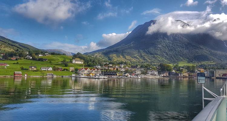 Discover Bergen Oslo The Fjords And Villages Of Norway By