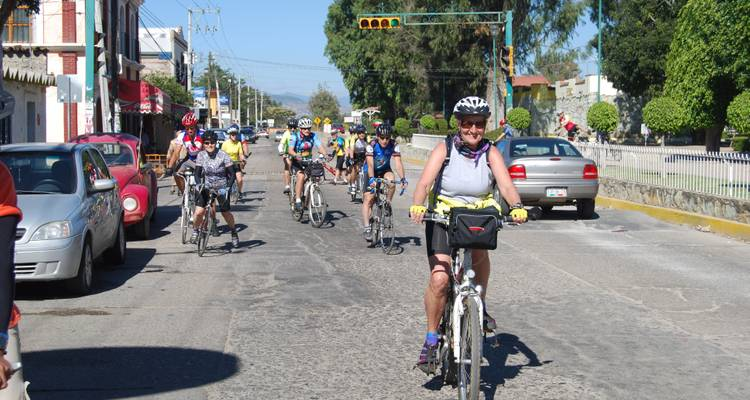 Yucatan Bike Tour - Eco Travel Mexico