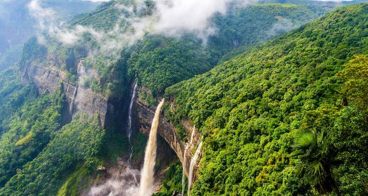 Discover Meghalaya - The  Abode of Clouds - Swastik India Journeys
