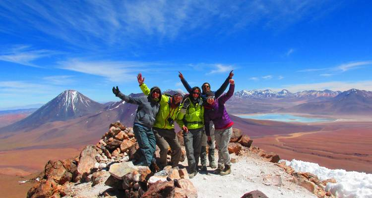 5 - Days Private Outdoor Adventure in San Pedro Atacama, trekking & Sandboarding @ Moon Valley - Signature Tours