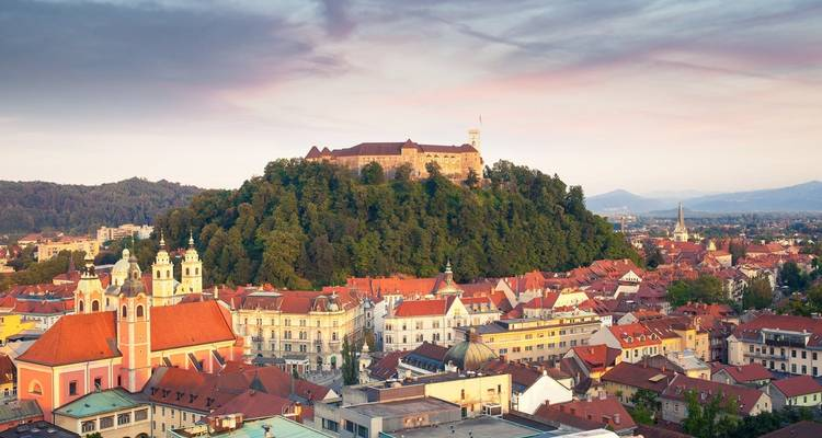City Break Ljubljana - Falcon Holidays