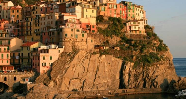 The Cinque Terre Explored - Peregrine Adventures