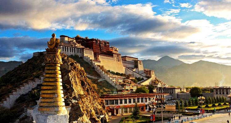 4-Day Lhasa City Tour - ChinAdventure Tours
