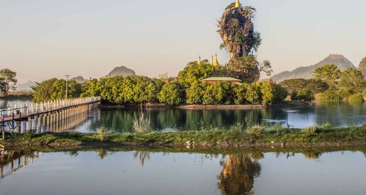 Myanmar Tour of Hidden Treasures from Yangon to Mawlamein, Hpa An - VietLong Travel