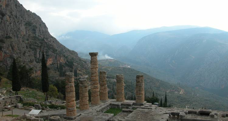 3 Day Semi-Private Tour Greece: Delphi, Ancient Olympia & Tour in Meteora  - Private Tours Greece