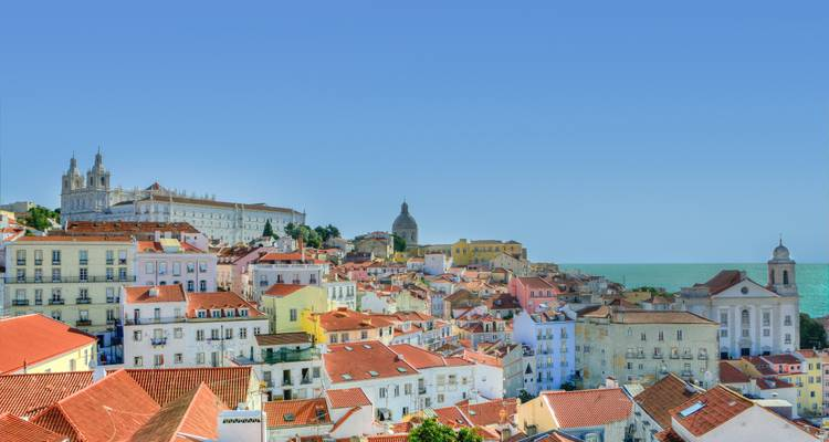 Lisbon Getaway 4 Nights - Monograms