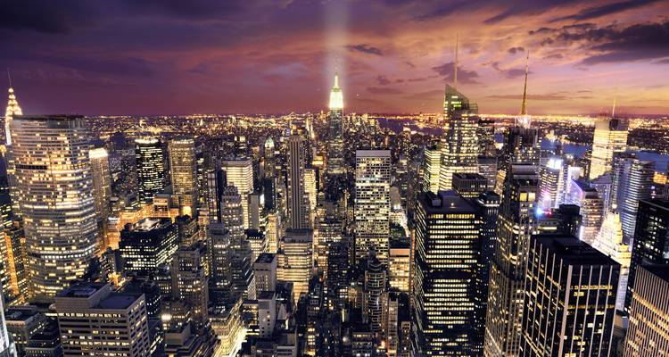 New Year's eve in NEW YORK  - American leisure tours