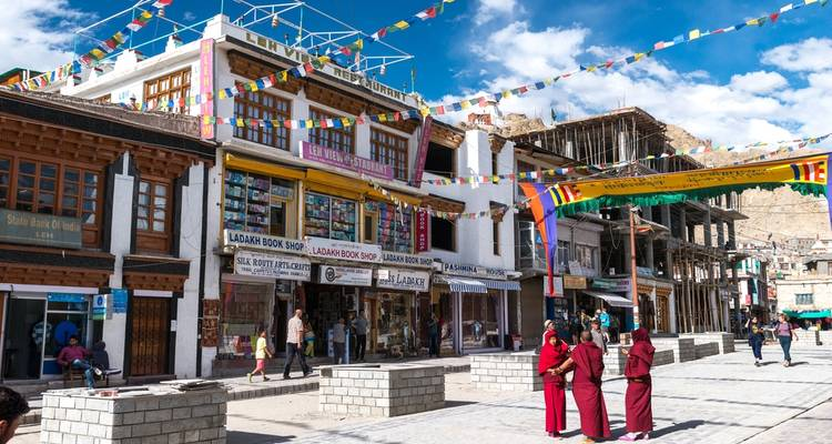 A to Z Ladakh  - Trip India Hotels and Holidays