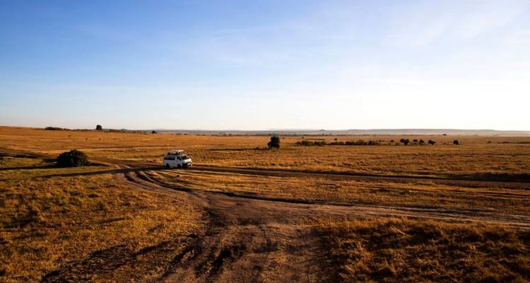 6 Days Luxury Kenya Safari - Grey Impala Safaris