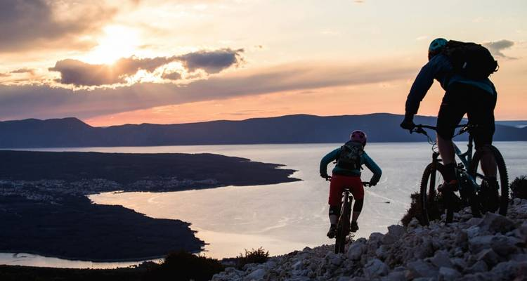 Bike Croatian Islands – Mountain Bike Trans Croatia North - LIFE Adventures