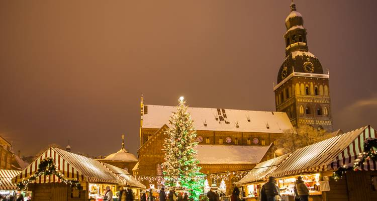 Christmas Market in Riga - Smart Travel OU