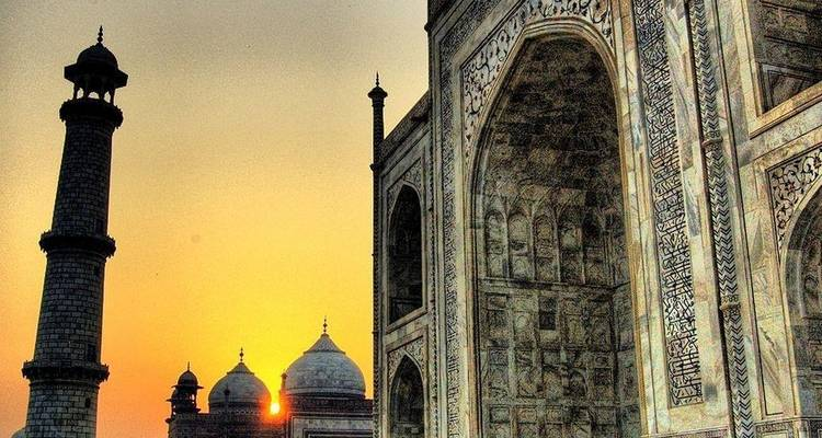 3 Day Taj Mahal & Agra Fort With Mother Teresa's Missionaries Tour From Delhi - Padma Holidays