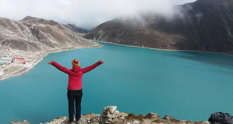 Gokyo Valley Trekking 13 Days - Uma Holidays Travels And Tours Pvt. Ltd.