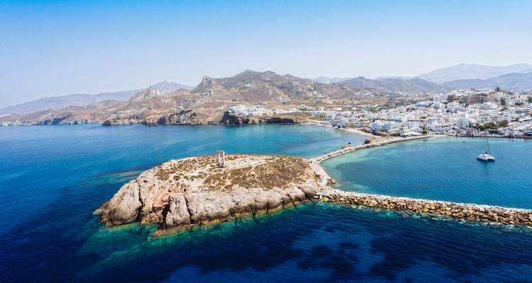 Santorini And Naxos 7 Nights Bundle Offer 3 Roulette