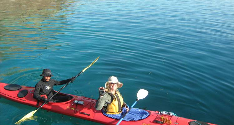 5 Day Komodo Kayak - No Roads Expeditions