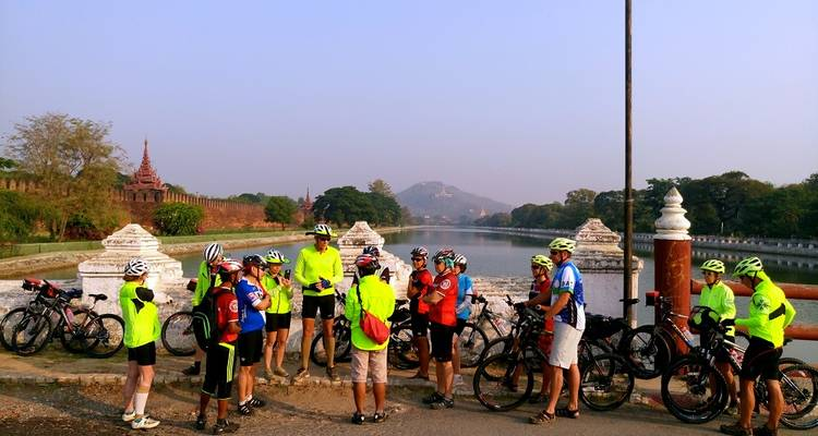 Burma Adventure - SpiceRoads Cycling