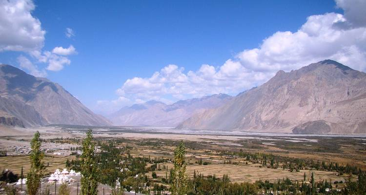 Biking India's Nubra Valley - SpiceRoads Cycling