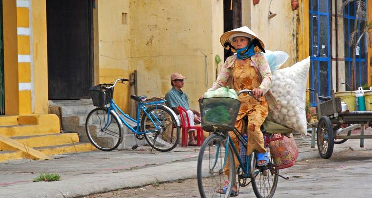 Cultural Road from Hoi An to Siem Reap - SpiceRoads Cycling